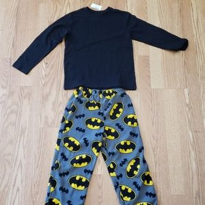 Boy's Batman Pijama Set